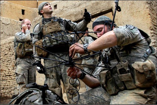 As U.S. Army Rethinks How Soldiers Will Communicate In Future Combat, Harsh Realities Loom