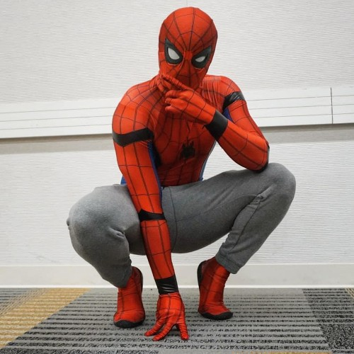 Mechanical Spider-Man Mask Is Truly Out Of This Spider-Verse