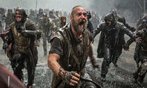 Friday Box Office: 'Noah' Floats, 'Sabotage' Drowns