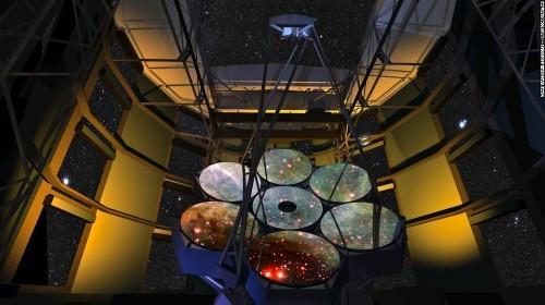 World's Largest Telescope Will Revolutionize The Future Of Astronomy