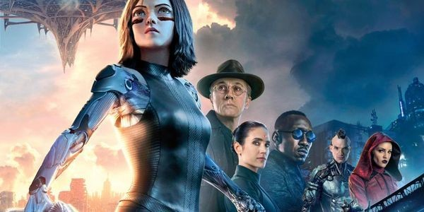 'Alita: Battle Angel' Deserves To Be Discovered By Fans Of 'Captain Marvel' And 'Wonder Woman'