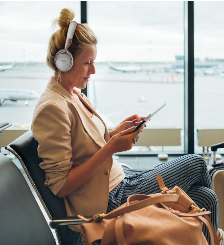 Three New Pairs Of Headphones From Denon Featuring Noise Canceling And Hi-Res Bluetooth