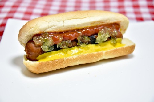 New Mystery Meat DNA Test Reveals What's In Your Hot Dog