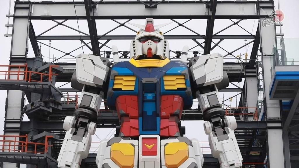 No, The Massive Walking Gundam In Yokohama Is Not A 'Transformer'