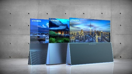 Exciting LG Rolling TVs Revealed As OLED Gathers Even More Pace