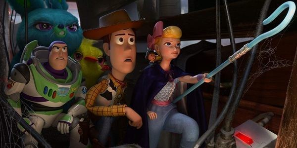 'Toy Story 4' Tops Box Office With 'Mere' $47.4 Million Friday
