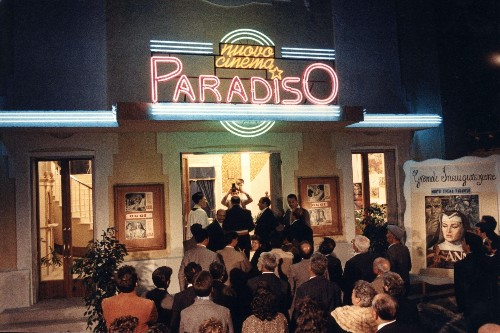 The Second Edition Of The Cinema Paradiso Cult Film Festival Kicks Off In Paris