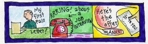 How To Use Pain Letters In Your Job Search