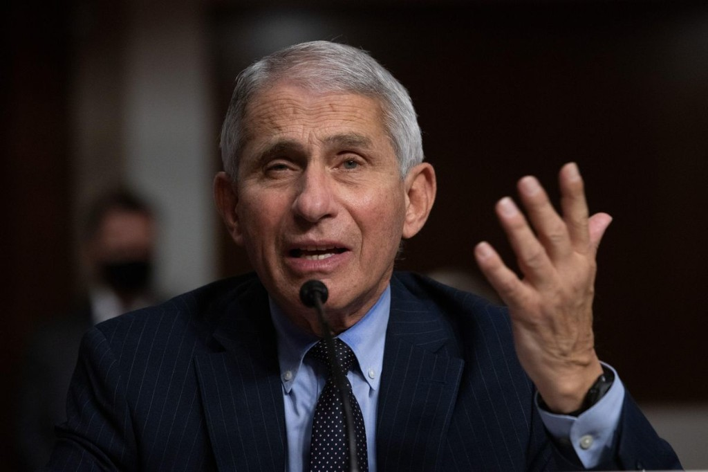 Fauci Sees Covid-19 Vaccines For Different Patients With Five In Final-Stage U.S. Trials