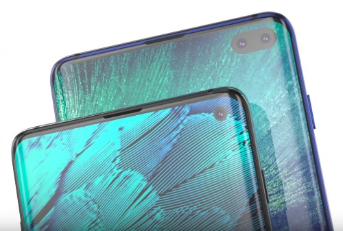 Samsung 'Accidentally' Reveals Radical Galaxy S10