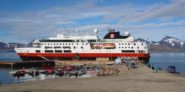 Russia Bans Norway's Hurtigruten Cruise Ships From Entering Its Arctic Waters