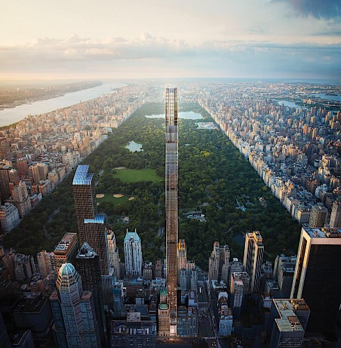 Sales Open Up At One Of The Tallest Buildings In The World, Starting At $18 Million