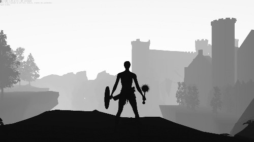 'Dark Souls' Black And White 'Limbo' Mod Is Creepy, Beautiful And Nearly Unplayable