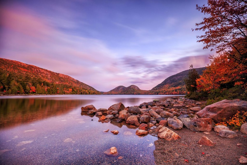 7 U.S. National Parks That Are Better In Fall (And Where To Stay On Points)