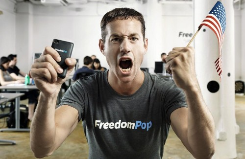 FreedomPop Raises $50 Million, Adds Low Cost Data Roaming In 25 Countries