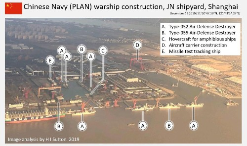 The Chinese Navy Is Building An Incredible Number Of Warships