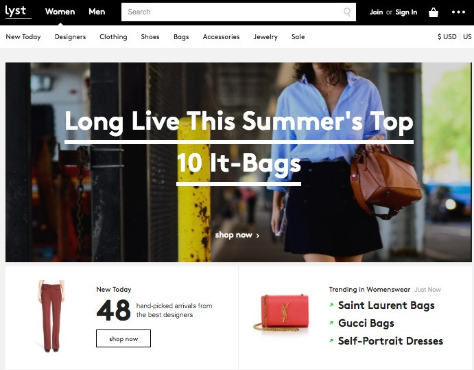 Top 5 Fashion E-commerce Websites That Change The Way You Shop