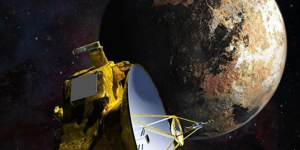 NASA Loses Contact With New Horizons; Pluto Spacecraft Enters 'Safe Mode'