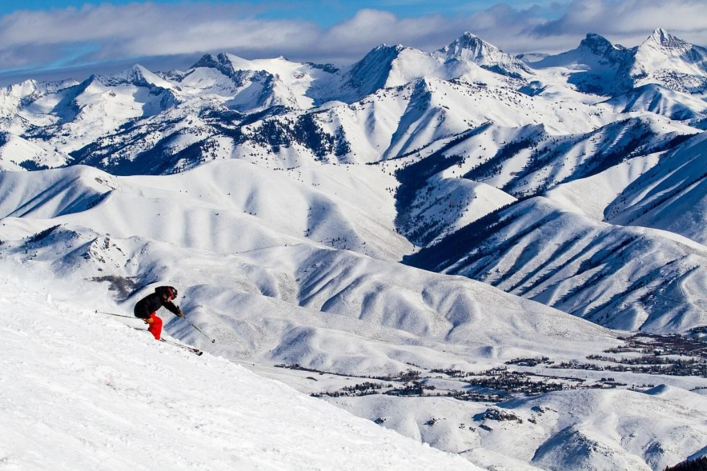 Number One - North America's New Top Ski And Snowboard Resort