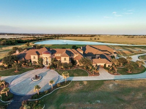 Deion Sanders' Texas Mansion Heading to Auction