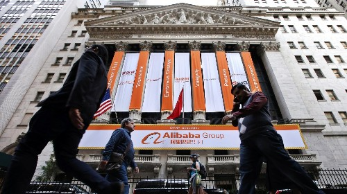 Alibaba Live Blog: Tracking The Biggest IPO In History