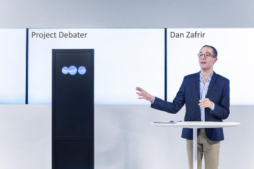 IBM's AI Machine Makes A Convincing Case That It's Mastering The Human Art Of Persuasion