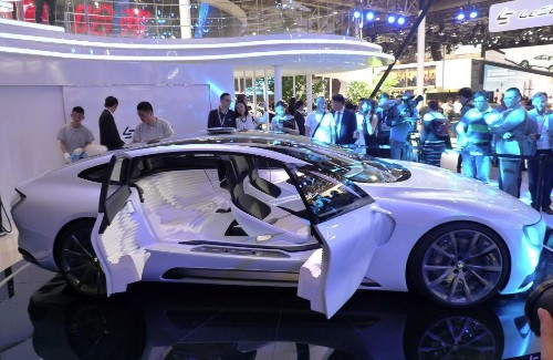 LeEco To Build $3B Electric Car Factory In China
