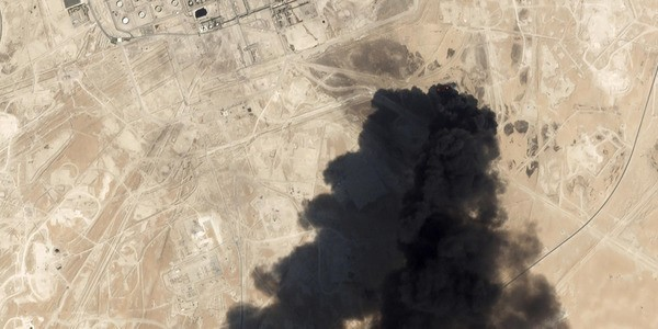 Iran-Backed Attack Strikes The Heart Of Global Oil Markets - U.S. Must Act