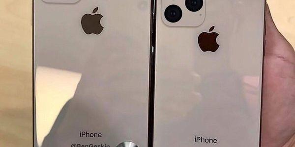 Apple Secrets Exposed As Insider Models 2019 iPhone Designs