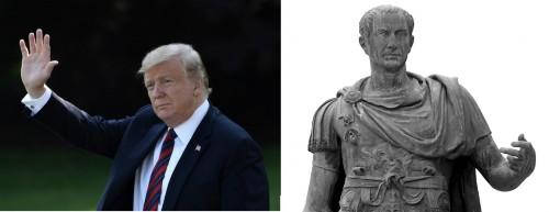Could Donald J. Trump Become America's Caesar?