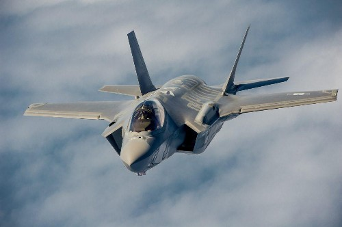 Trump Drives Down Price Of F-35 Fighter 25% From Obama Level