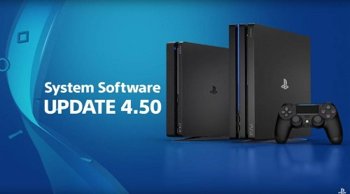 The PS4's Too-Small HDD Problem Is Solved With Today's Update 4.50