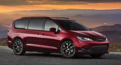 Roundup: Minivans Are Here To Stay - For Now