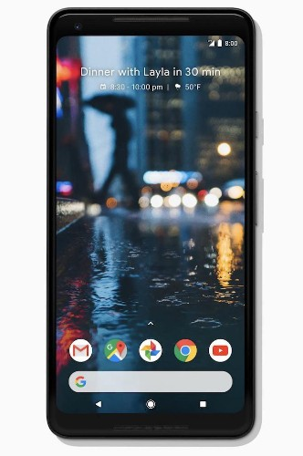 Google Pixel 2 XL Gets Better With Newer Build