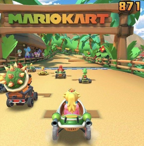 Who, Or What, Is A Koopaling Driver Character In 'Mario Kart Tour?'