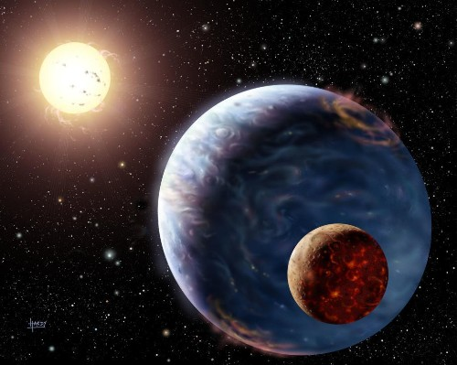 Ask Ethan: Can We Find Exoplanets With Exomoons Like Ours?