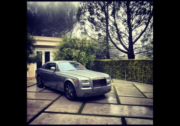 Rolls-Royce Phantom Aviator Coupe