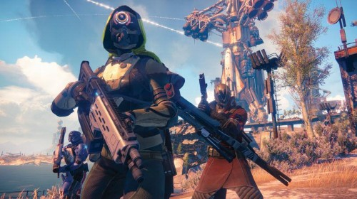 You Can't Trade Items In 'Destiny'