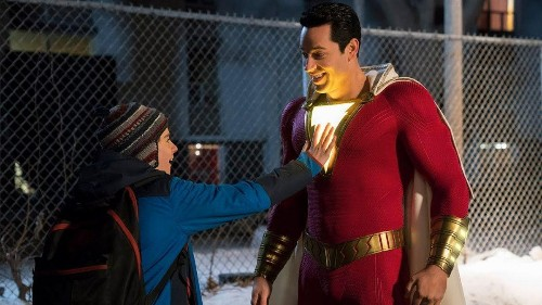 Box Office: Why 'Shazam' Is Not Competing With 'Captain Marvel'
