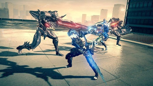'Astral Chain' Is Definitely The Type Of Action Game The Switch Needs Right Now