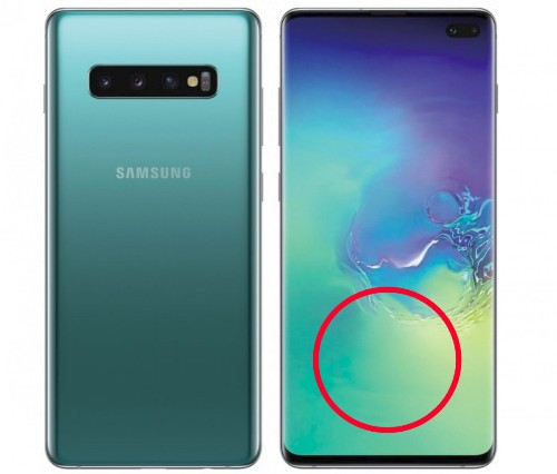 Galaxy S10 Leaked In Full After Samsung Accident