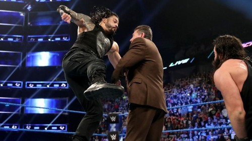 WWE SmackDown Lands Roman Reigns And Cements Itself As The Flagship Show