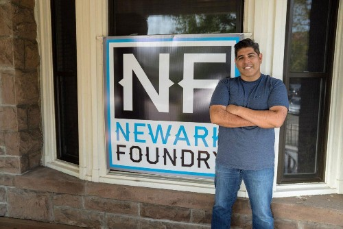 When This Founder Bought A Broken Down Mansion In Newark He Didn't Look Back