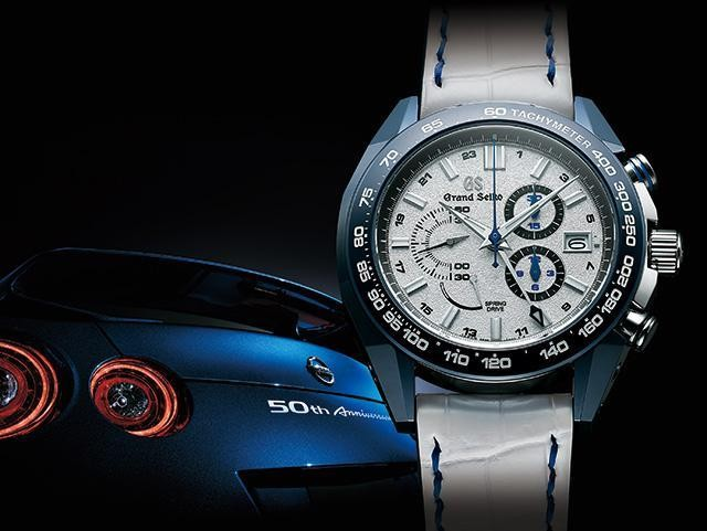 High-Performance Auto-Themed Watches From Hublot, Breitling, Jacob & Co., Chopard and Seiko