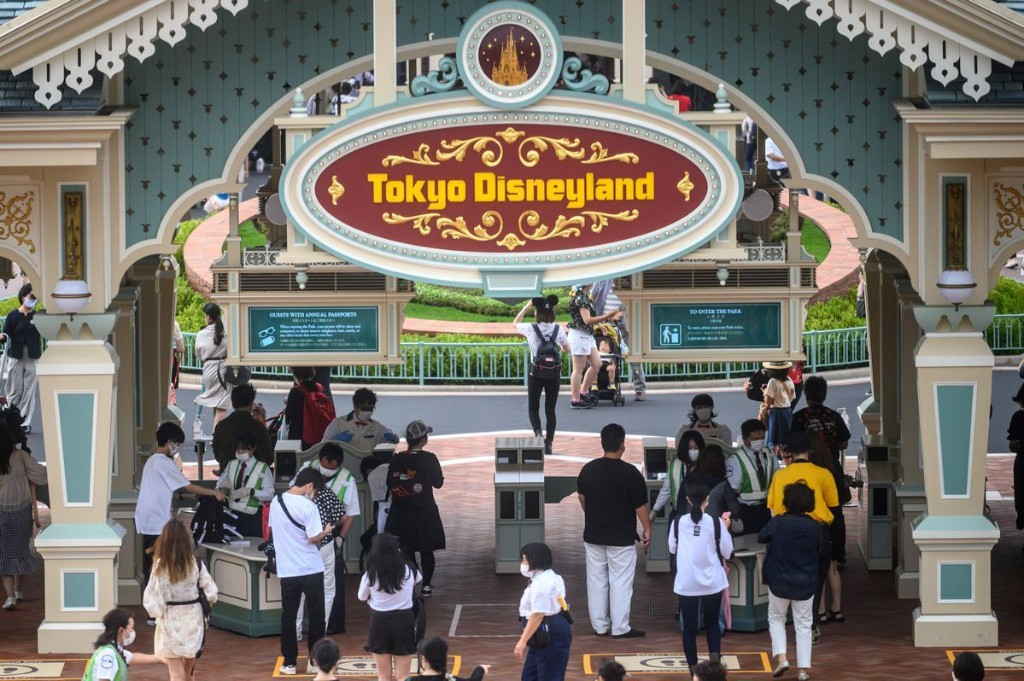 Tokyo Disneyland's Newest Attractions Are Set To Open September 28