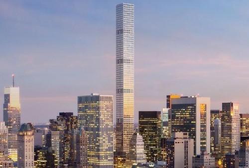 Alex Rodriguez, Jennifer Lopez List Condo Inside Tallest Residential Building In Western Hemisphere