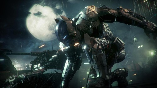 New 'Arkham Knight' Trailer Underlines Mature Rating