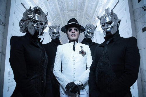 Ghost's 2018 Tour Brings Dark Thrills (And Devil Horns) To Arena Rock