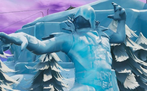 'Fortnite' Challenge Guide: Where To Dance Between Three Ice Sculptures