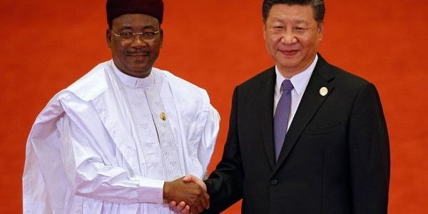 Why Is China Building Africa?